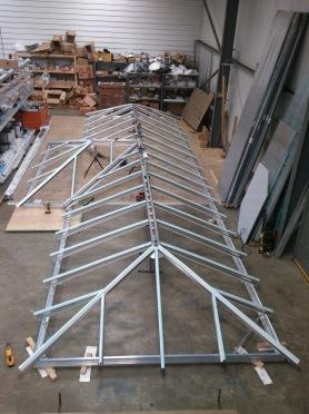 Replacement Conservatory Roof company builders Riviera Roofs Ltd Boston fabrication aluminium glass frame upvc refurbishment