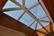 Boston Lincolnshire Eurocell Skypods skylight roof lantern ceiling trade